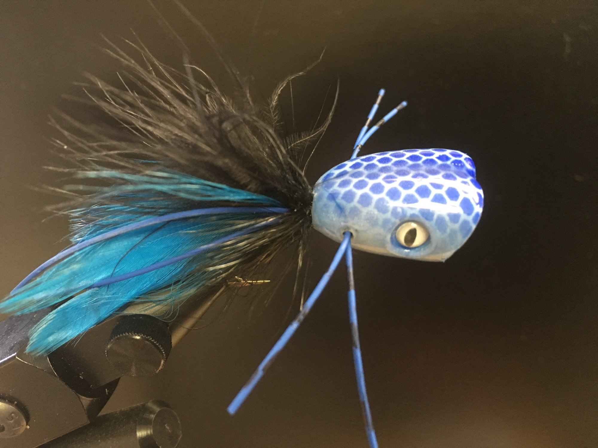 Surface Seducer Popper blue