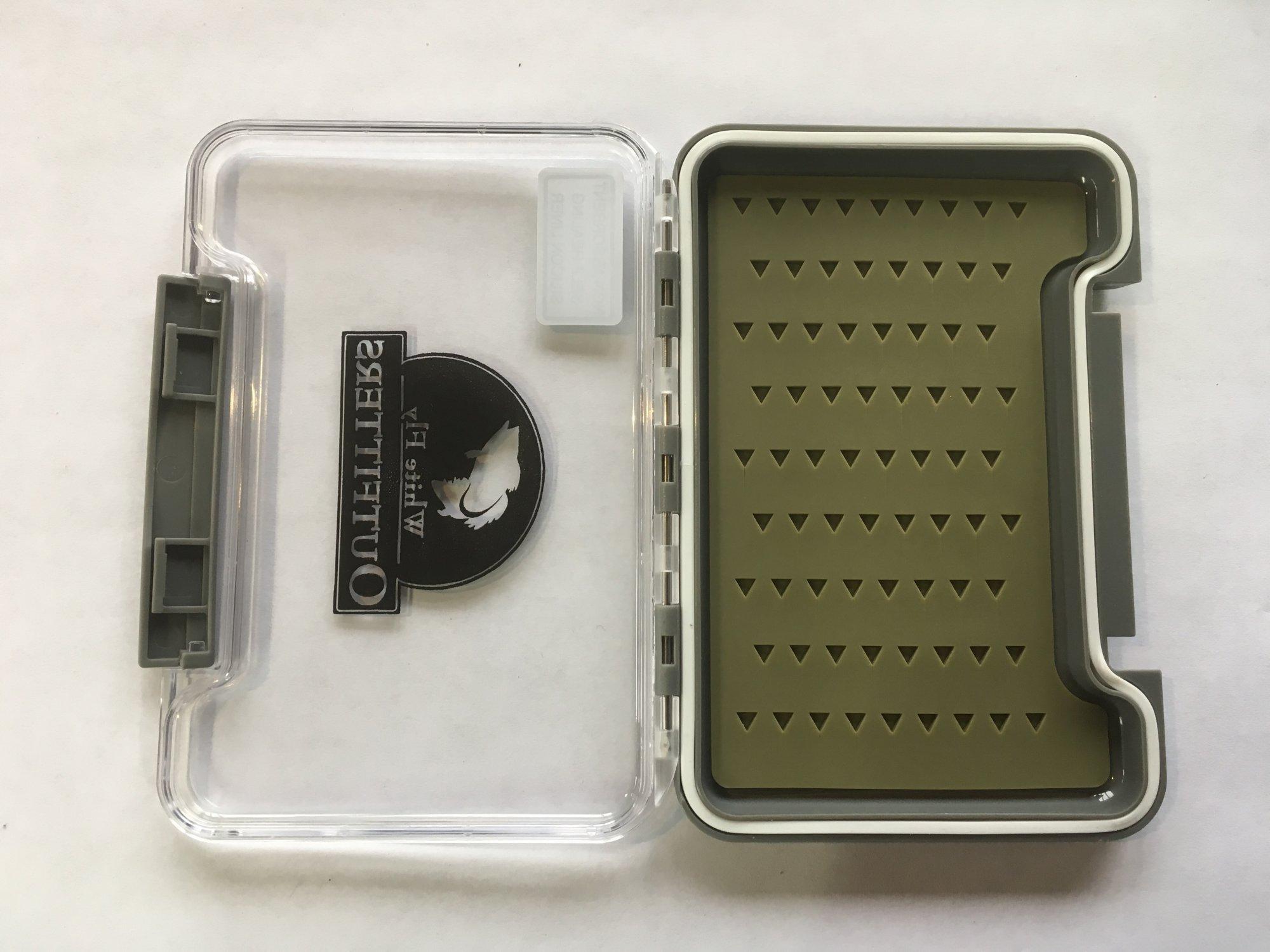 Silicon Slim Fly Box