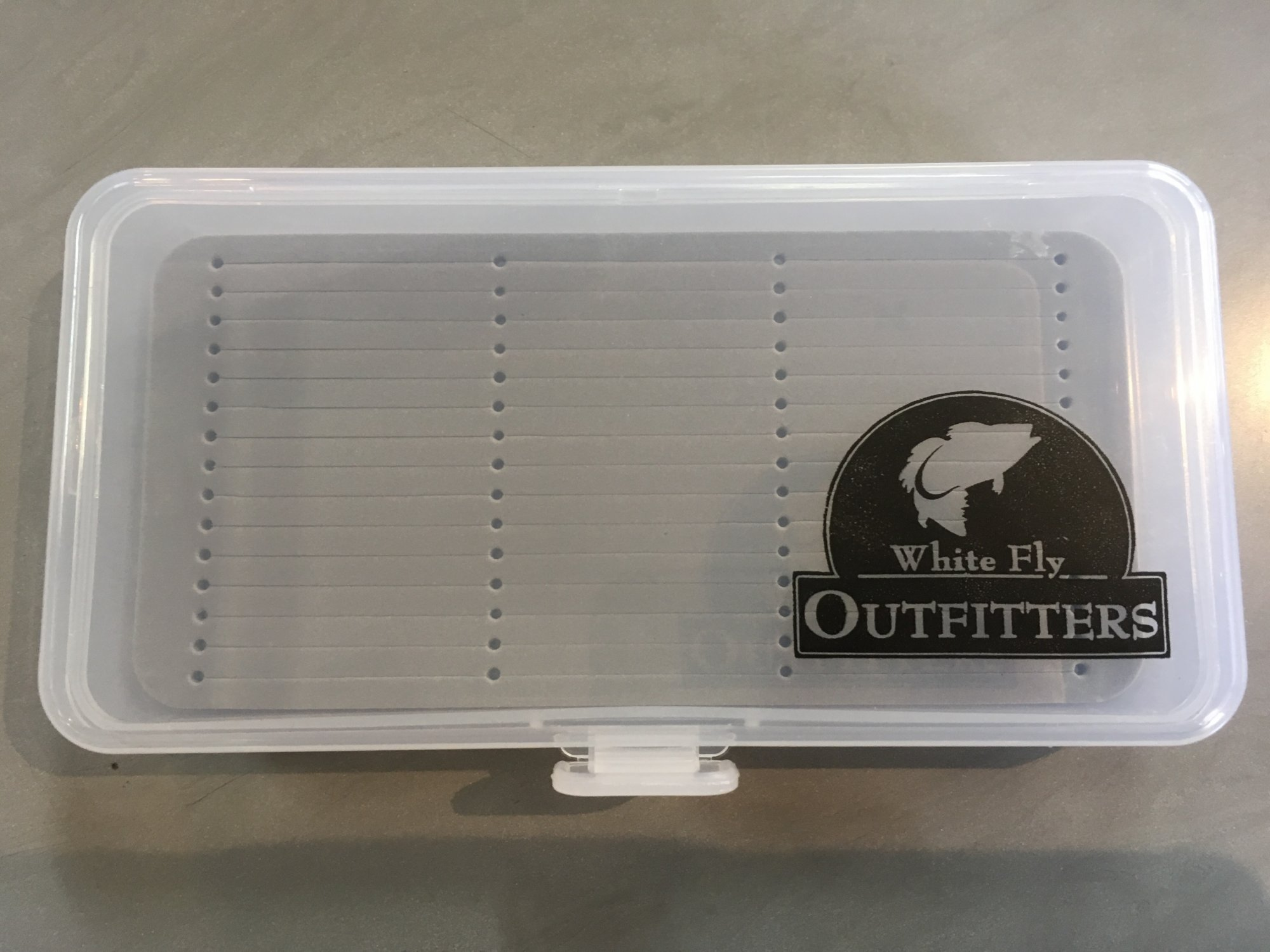 Clear Poly Fly Box