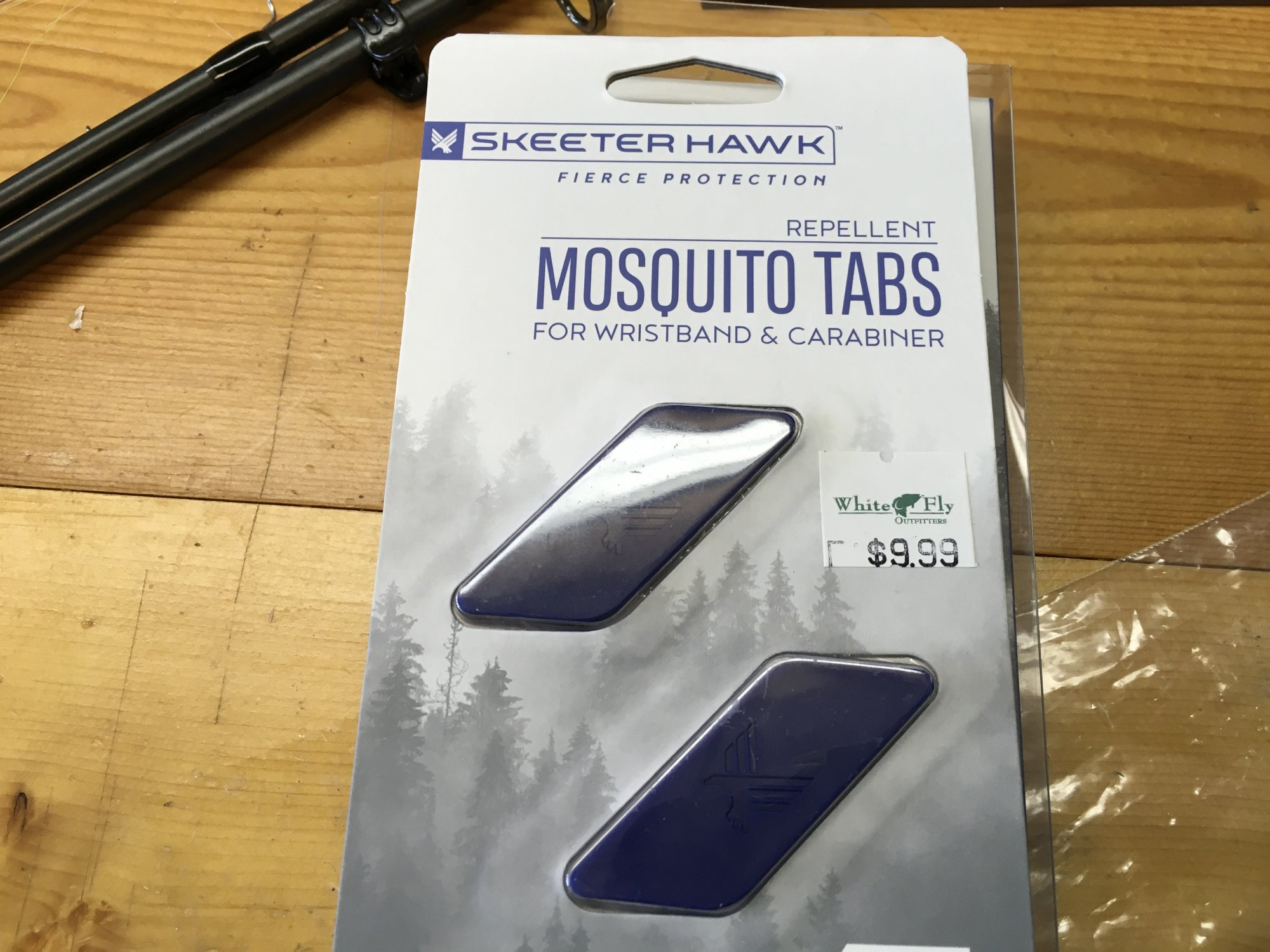 Replacement tabs
