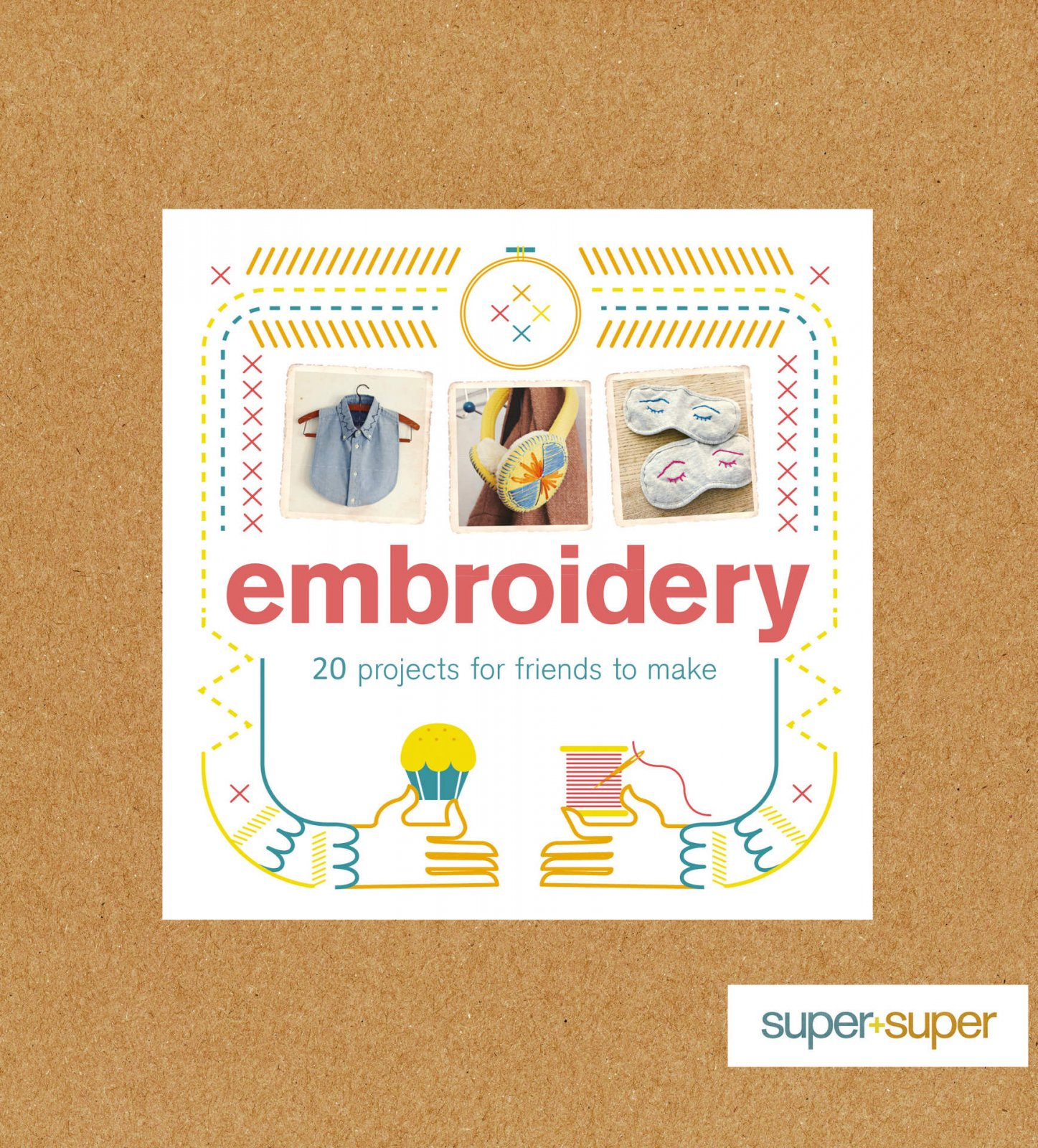 Embroidery - Super+Super