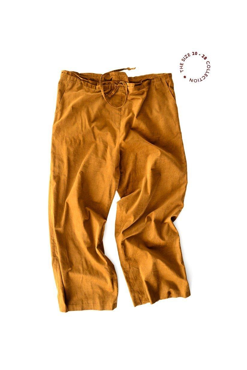 101 Trousers (Sizes UK 20 - 28) - Merchant & Mills Patterns