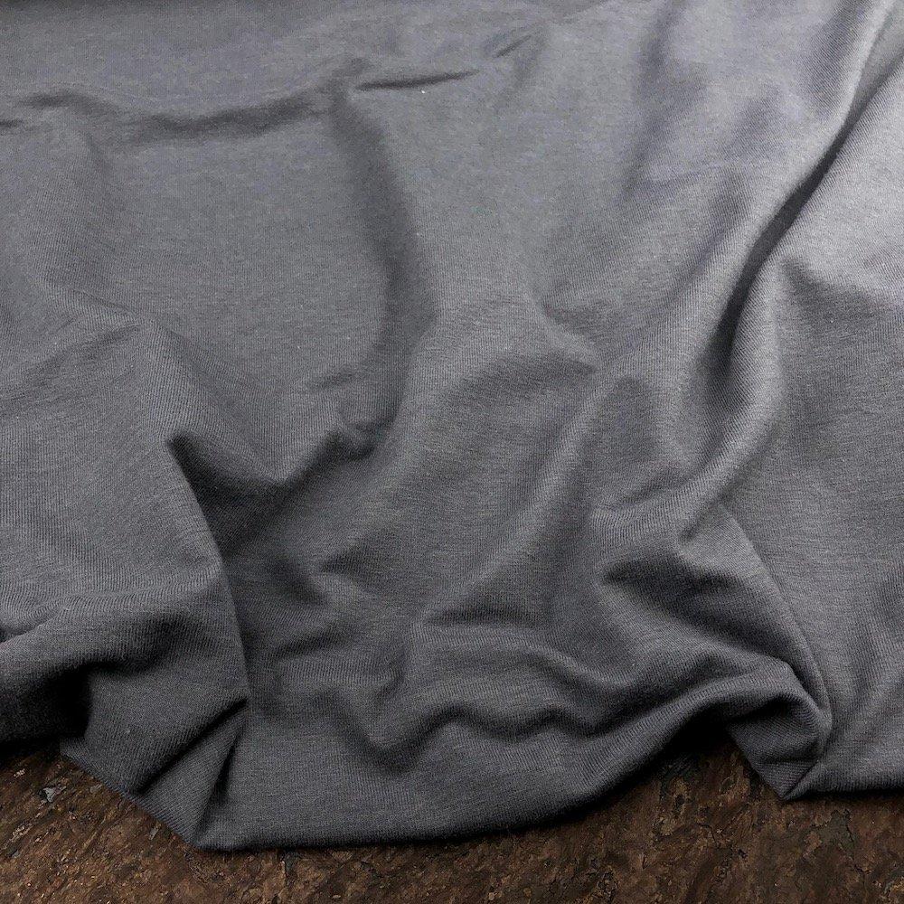 Bamboo Cotton Jersey Knit - 200 gsm - Dark Shadow - Kendor