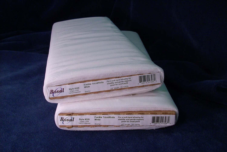 Tricot/Knit Fusible Interfacing - Bosal 328