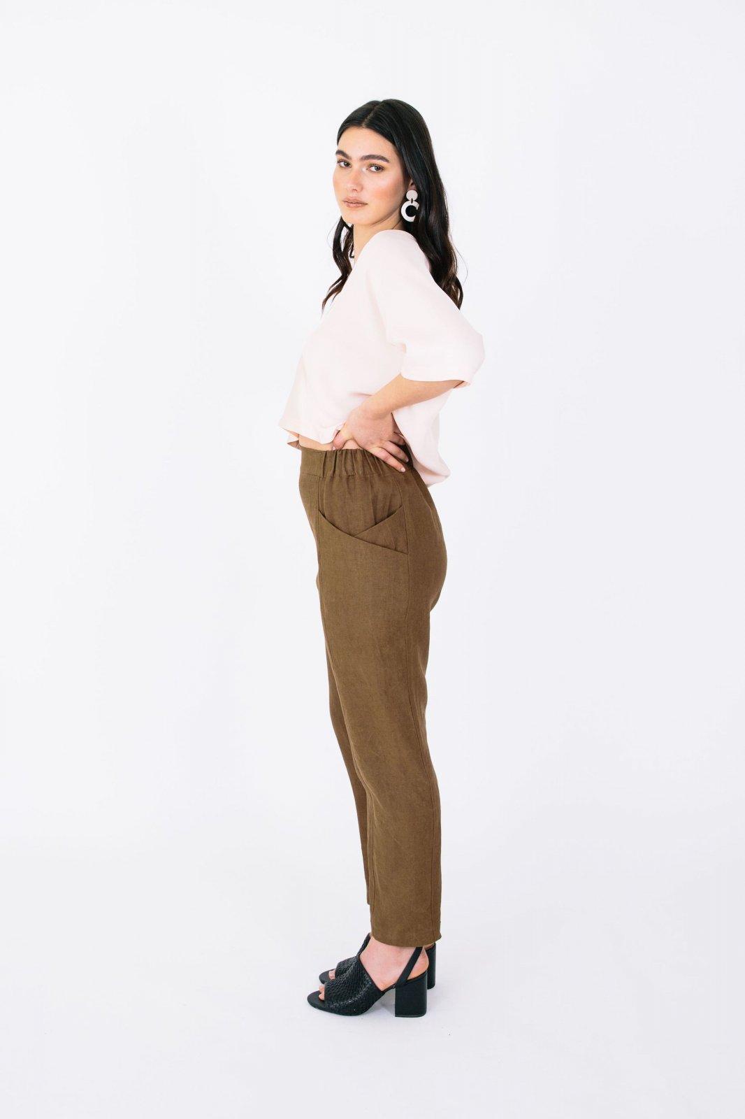 Palisade Pants - Papercut