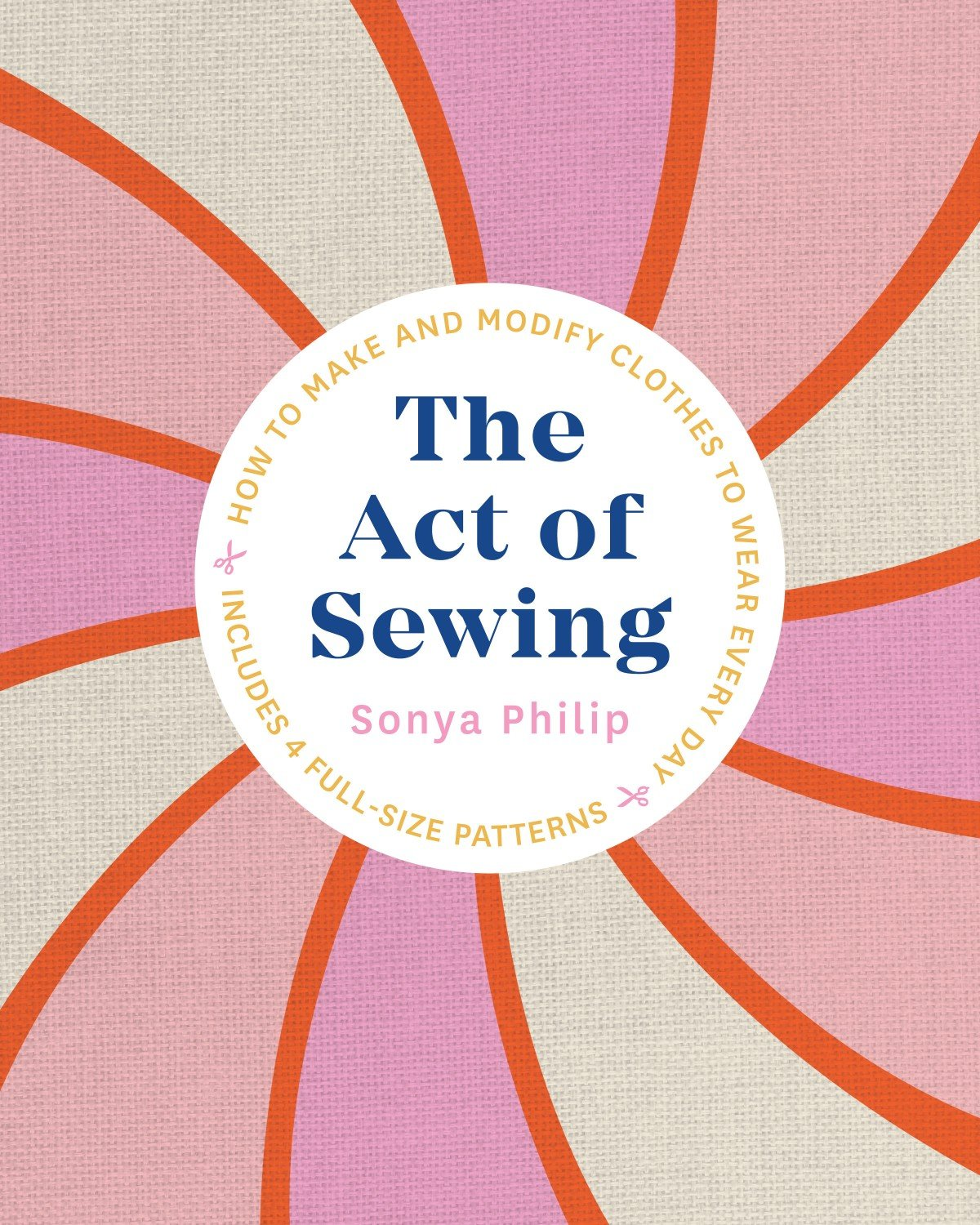 Act of Sewing - Sonya Philip