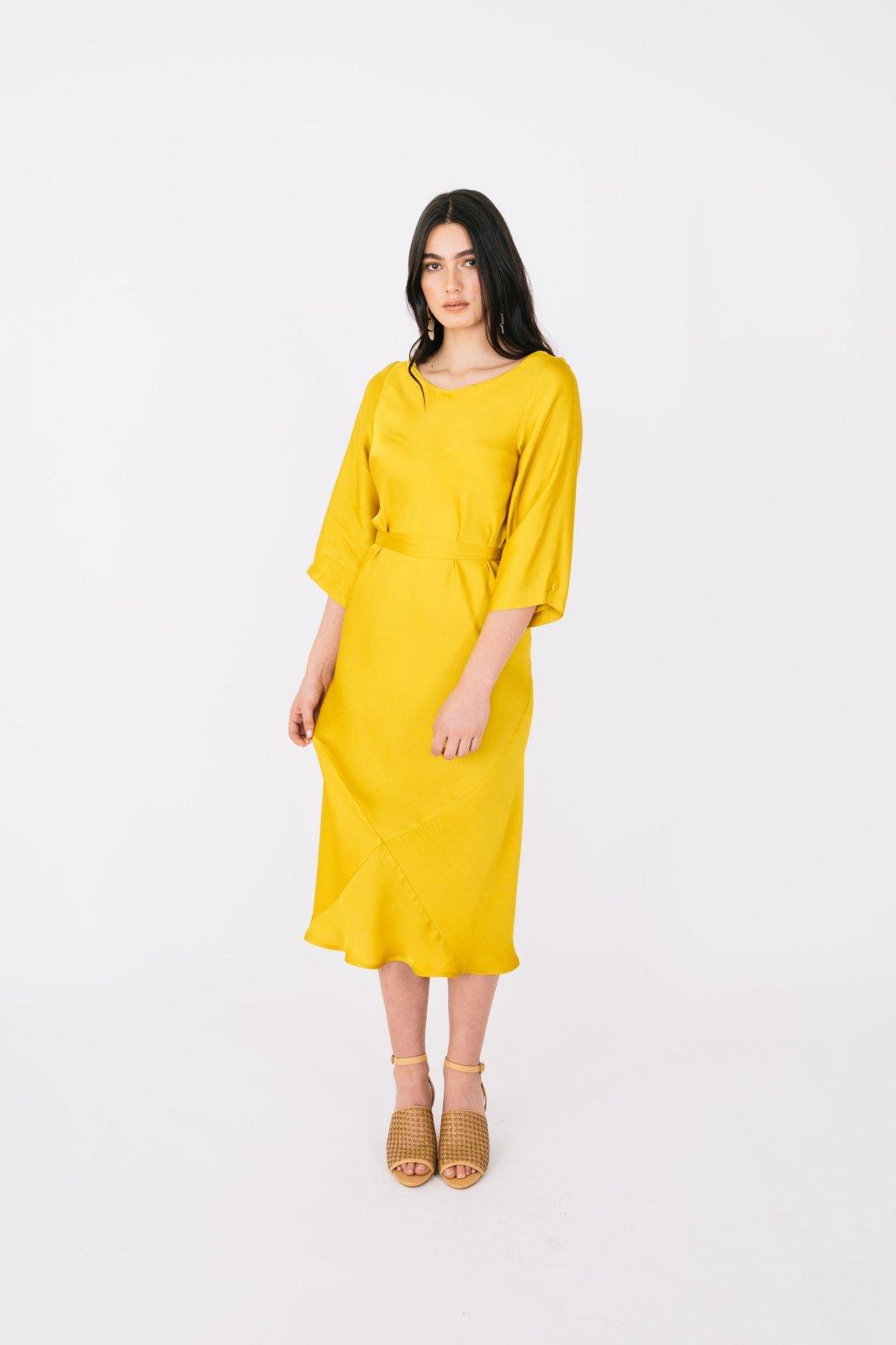 Ravine Dress - Papercut