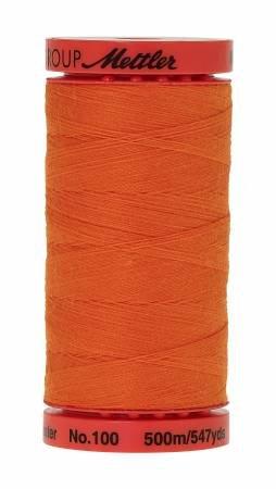Tangerine #1335 - 547 yds - Mettler Metrosene Thread