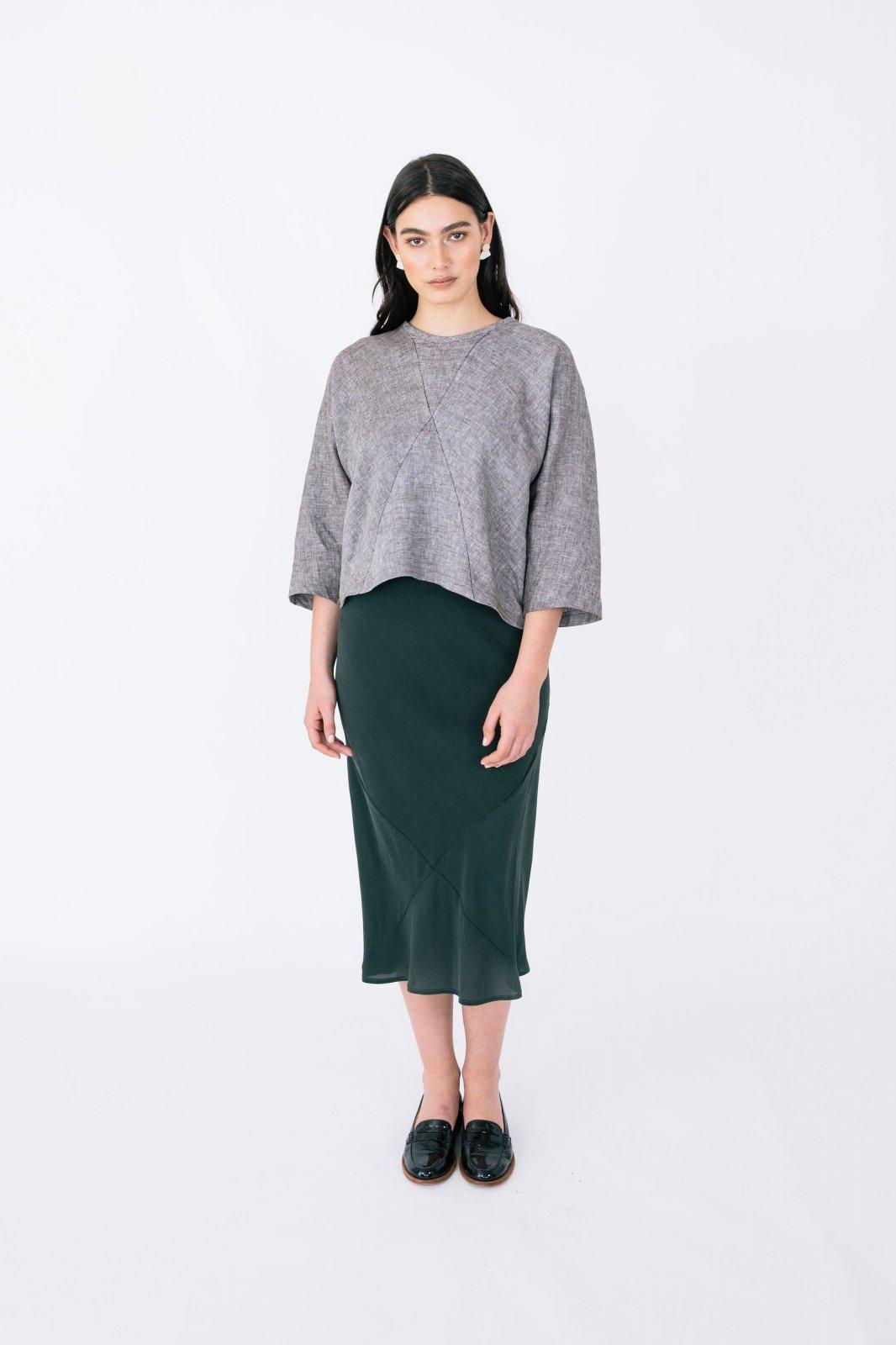 Pinnacle Top/Sweater - Papercut