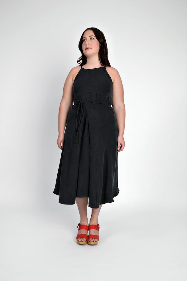Acton Dress - In the Folds