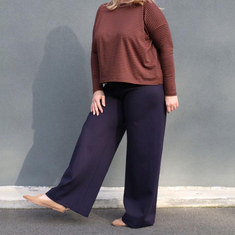 Avalon Pants - Tessuti Patterns