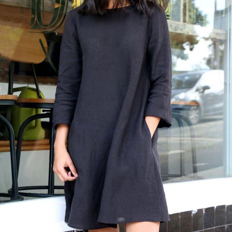 Bella Dress - Tessuti Patterns