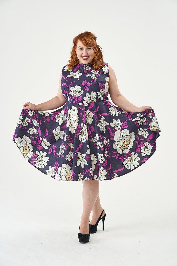 Betty Dress- Sew Over It London