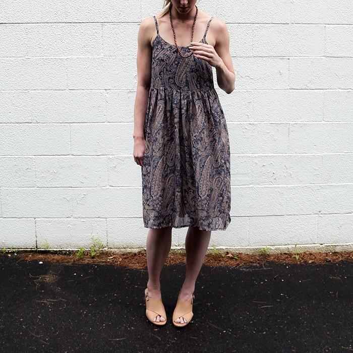 Klein Dress - Cali Faye