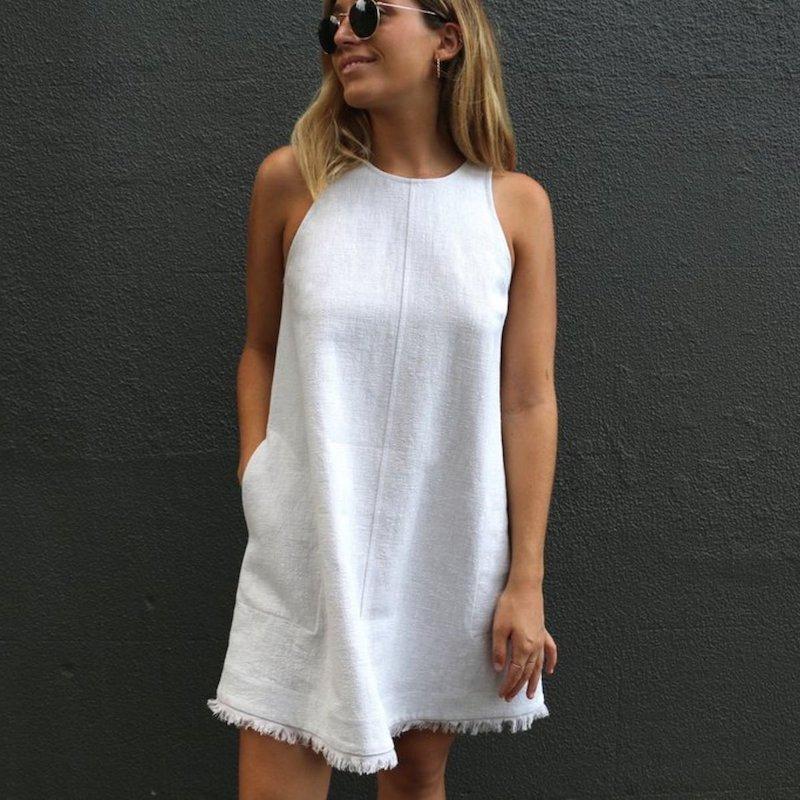 Bondi Dress - Tessuti Patterns
