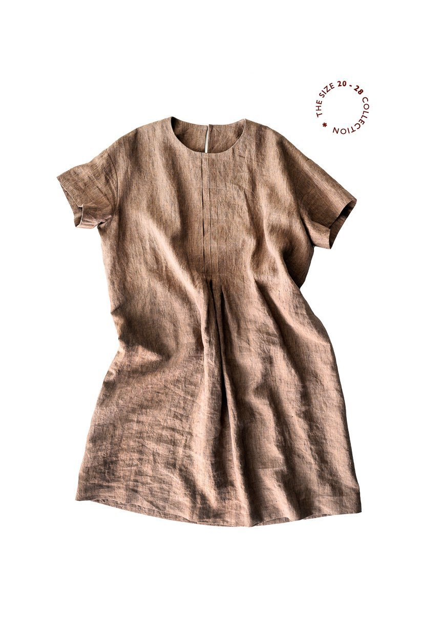 Box Box Dress & Top (Sizes UK 20 - 28) - Merchant & Mills Patterns
