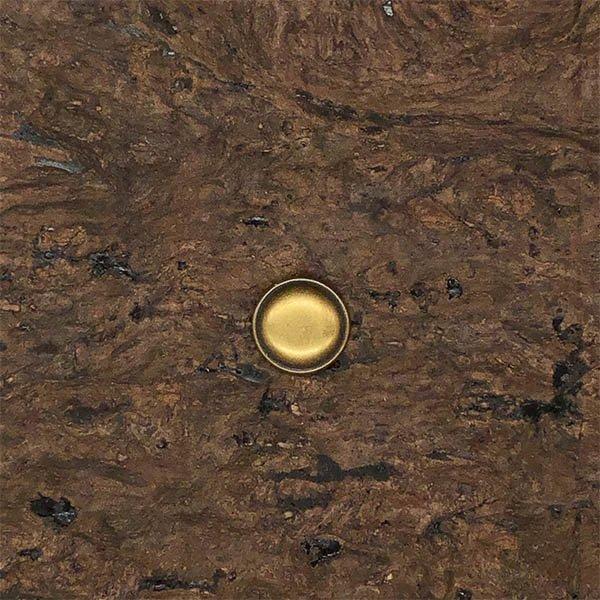 Brass Button - multiple sizes