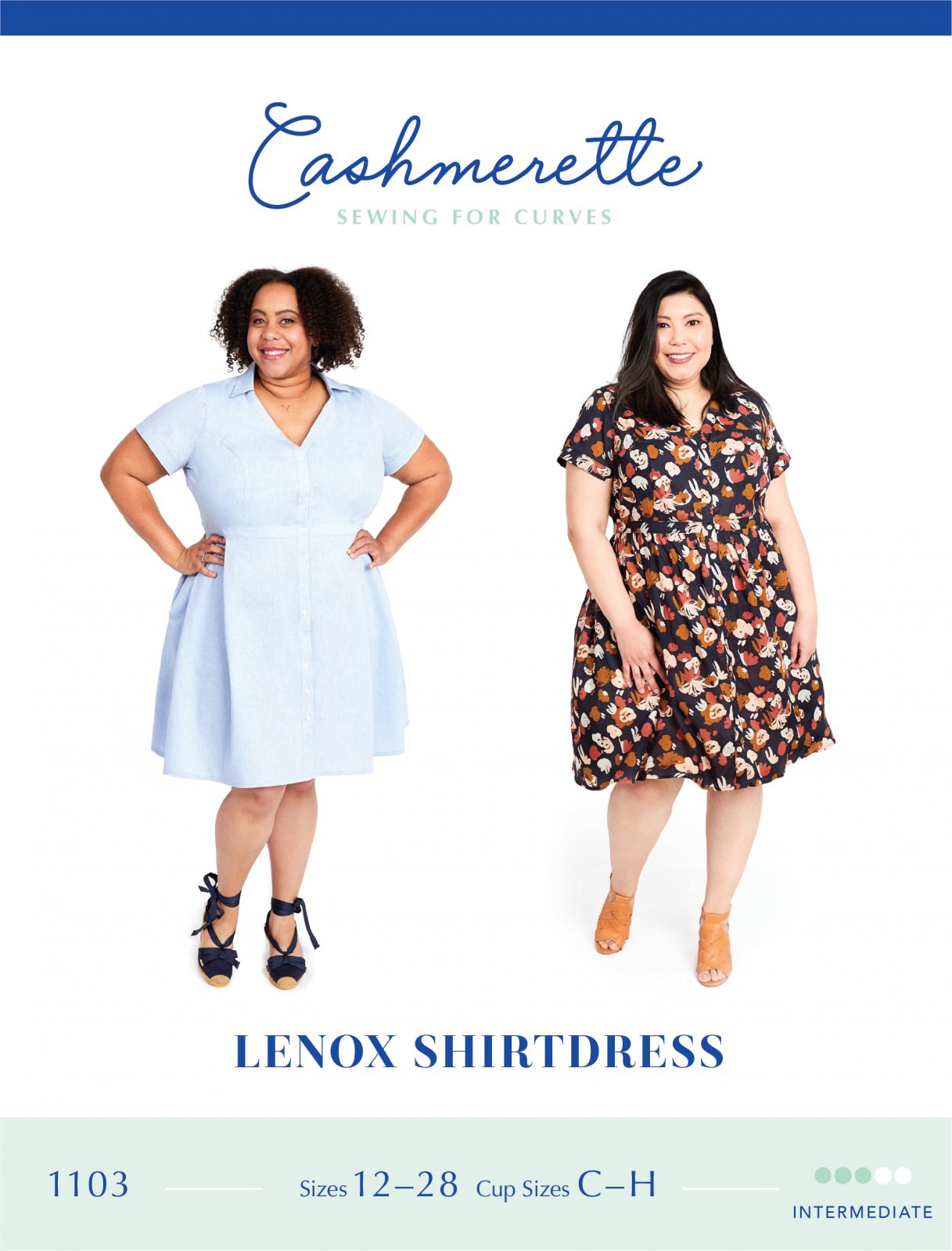 Lenox Dress - Cashmerette