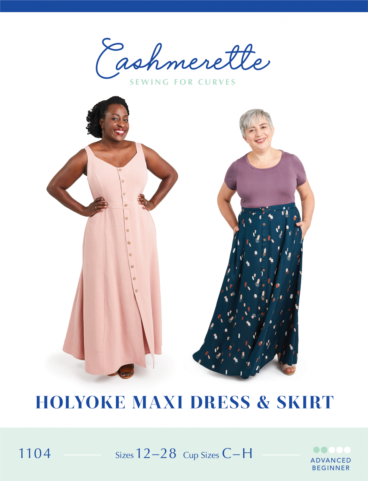 Holyoke Dress & Skirt - Cashmerette