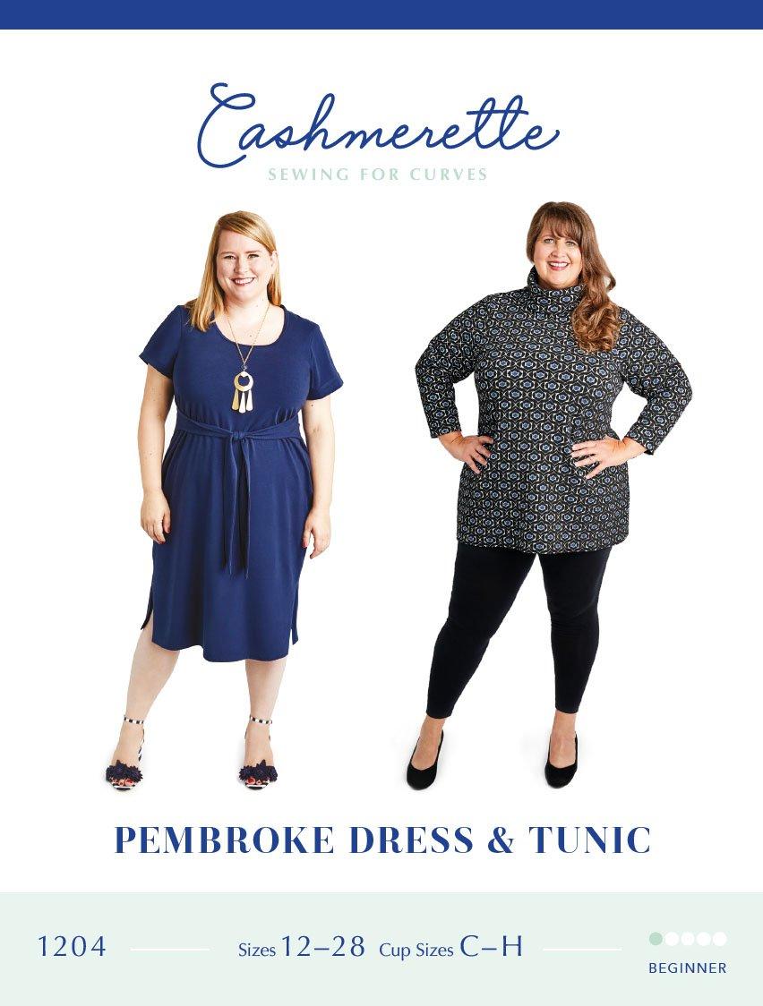 Pembroke Dress & Top - Cashmerette