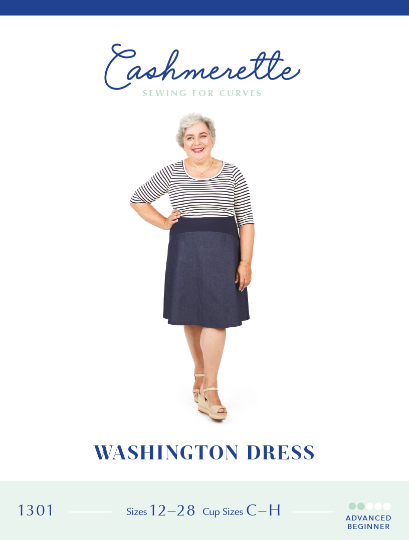 Washington Dress - Cashmerette