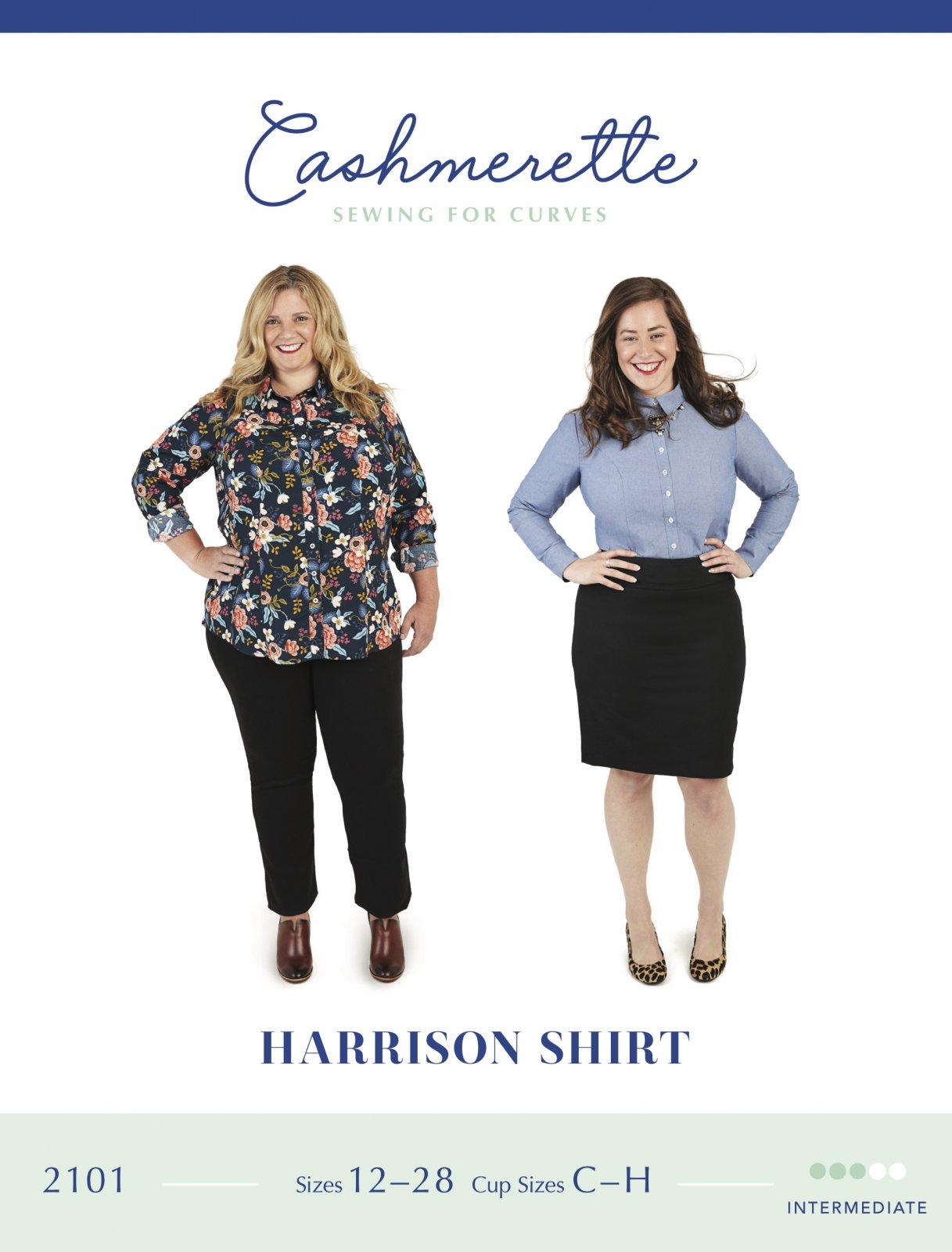 Harrison Shirt - Cashmerette
