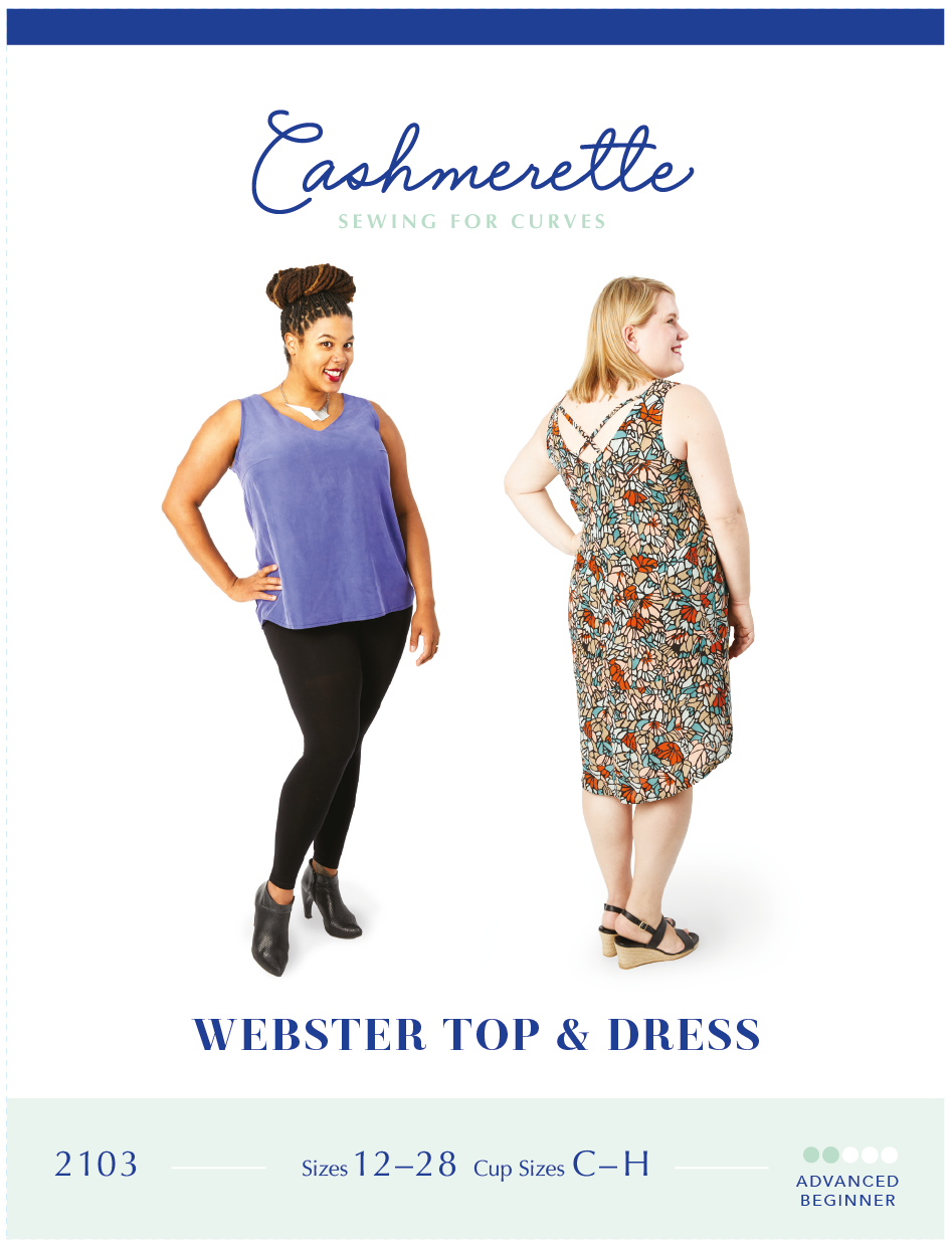 Webster Dress & Top - Cashmerette