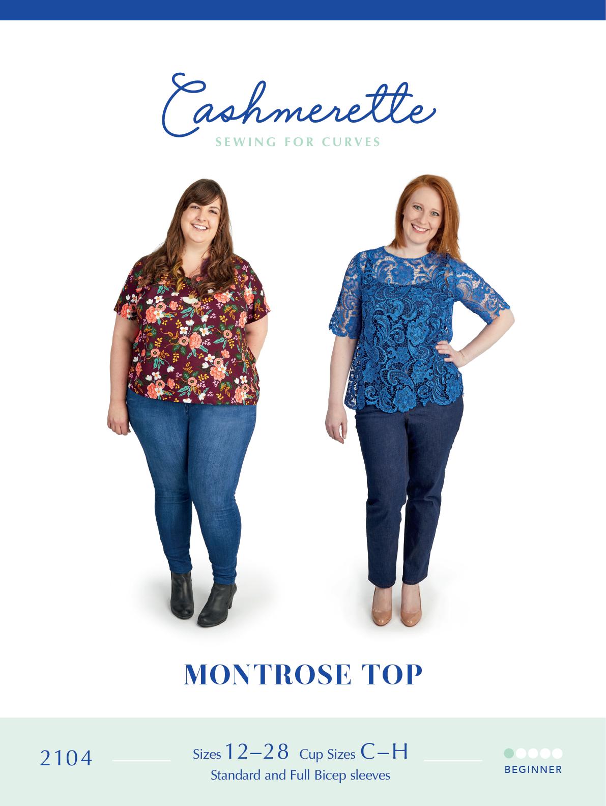 Montrose Top - Cashmerette