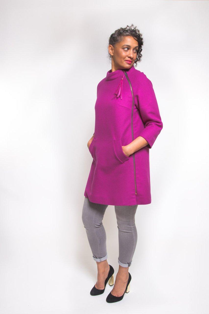 Clare Coat - Closet Core Patterns