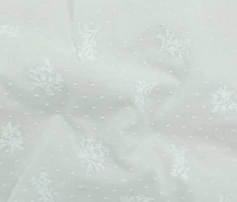 Embroidered Cotton Clip - Telio & Cie