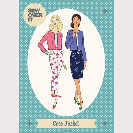 Coco Jacket - Sew Over It London