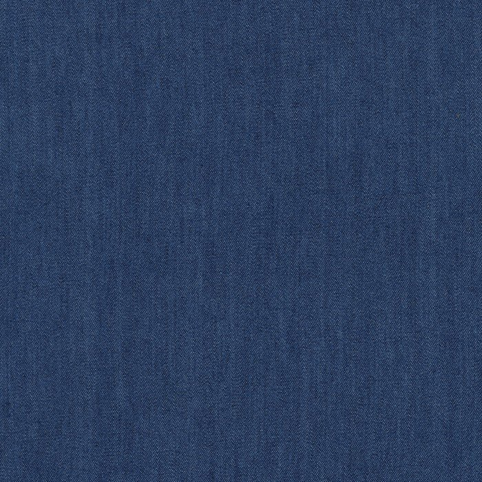 4.5 oz Cotton Tencel Denim - Washed Blue - Robert Kaufman