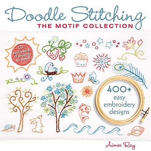 Doodle Stitching : The Motif Collection