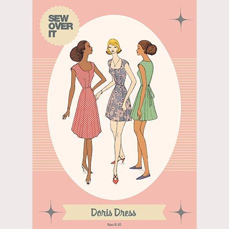 Doris Dress - Sew Over It London