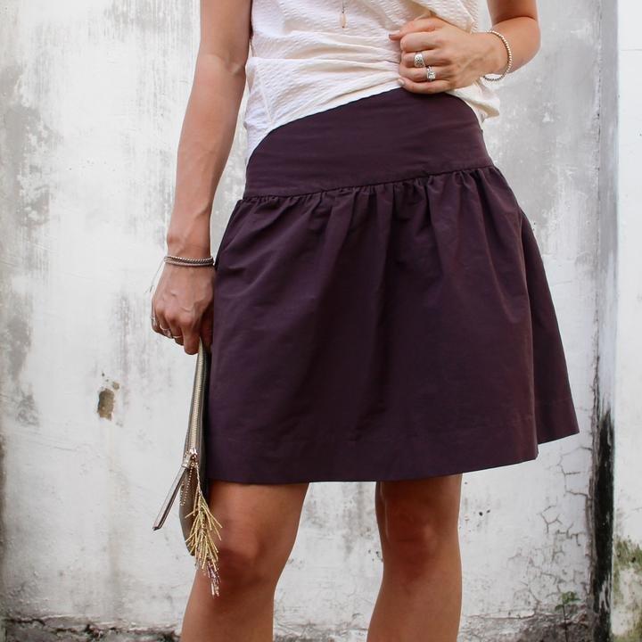 Drop Skirt - Cali Faye