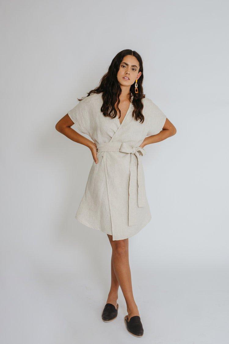Bellbird Wrap Dress/Top - Common Stitch