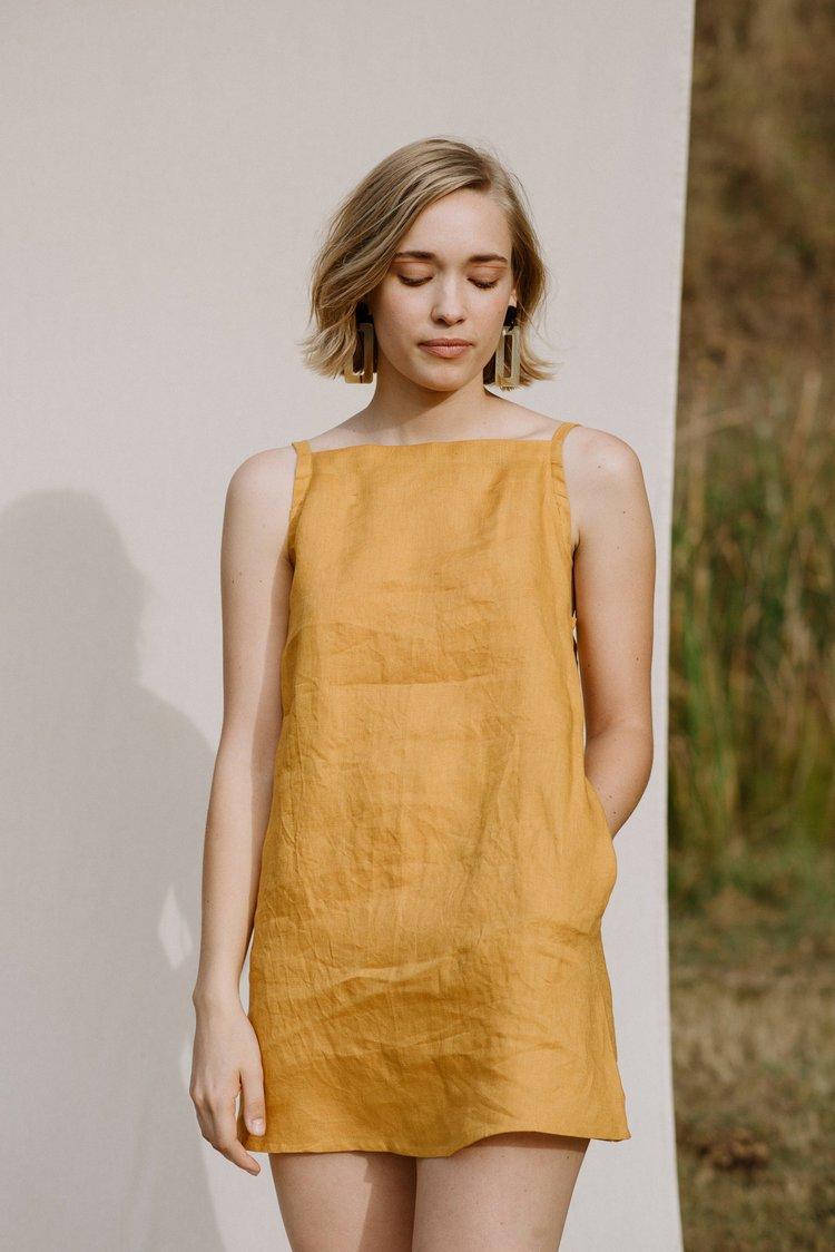 Wattlebird Dress/Cami  - Common Stitch