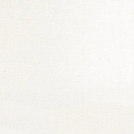White - Essex Solid - Robert Kaufman