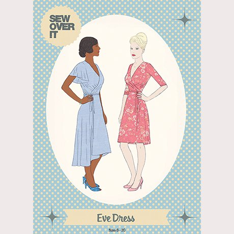 Eve Dress - Sew Over It London
