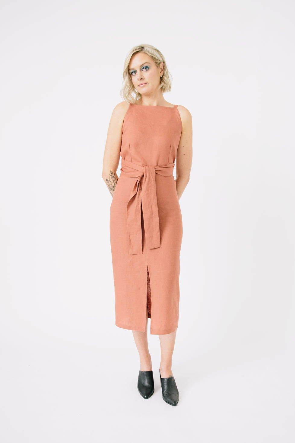 Axis Dress/Skirt - Papercut