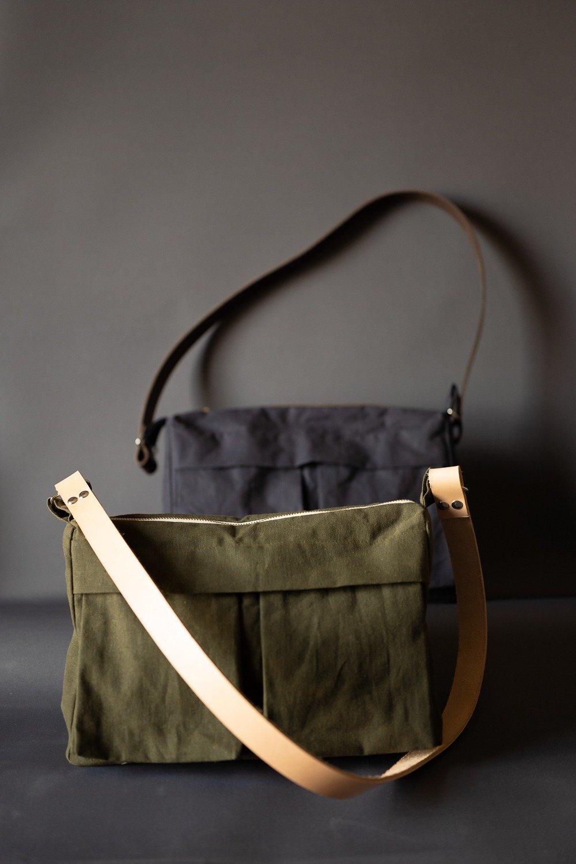 Factotum Bag - Merchant & Mills Patterns