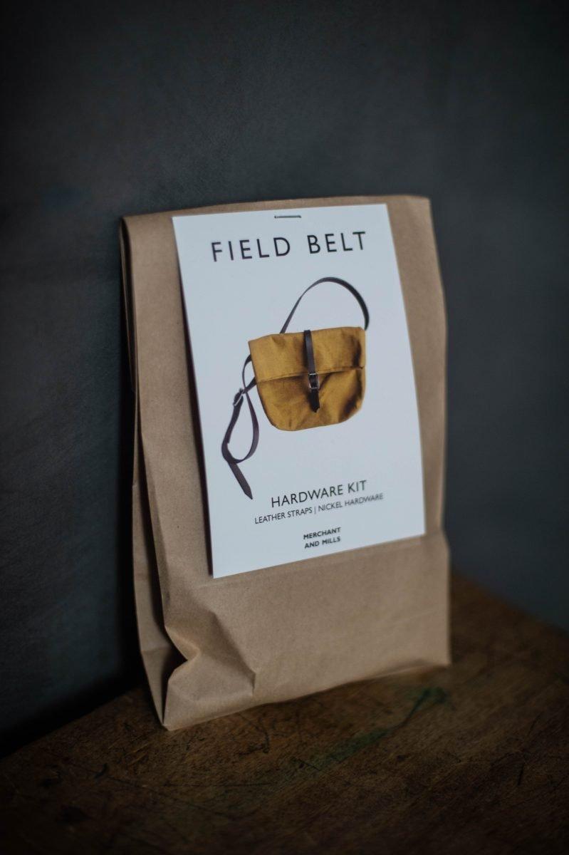 Field Belt - Nickel Hardware Kit - Merchant & Mills