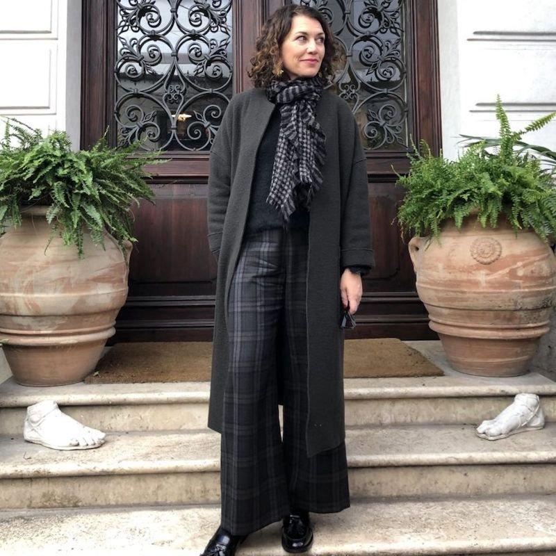 Florence Coat - Tessuti Patterns