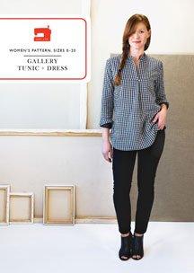 Gallery Tunic - Liesl & Co.