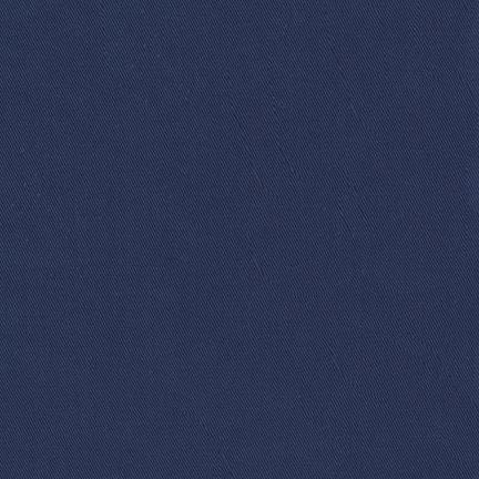 Hampton Twill - Navy - Robert Kaufman