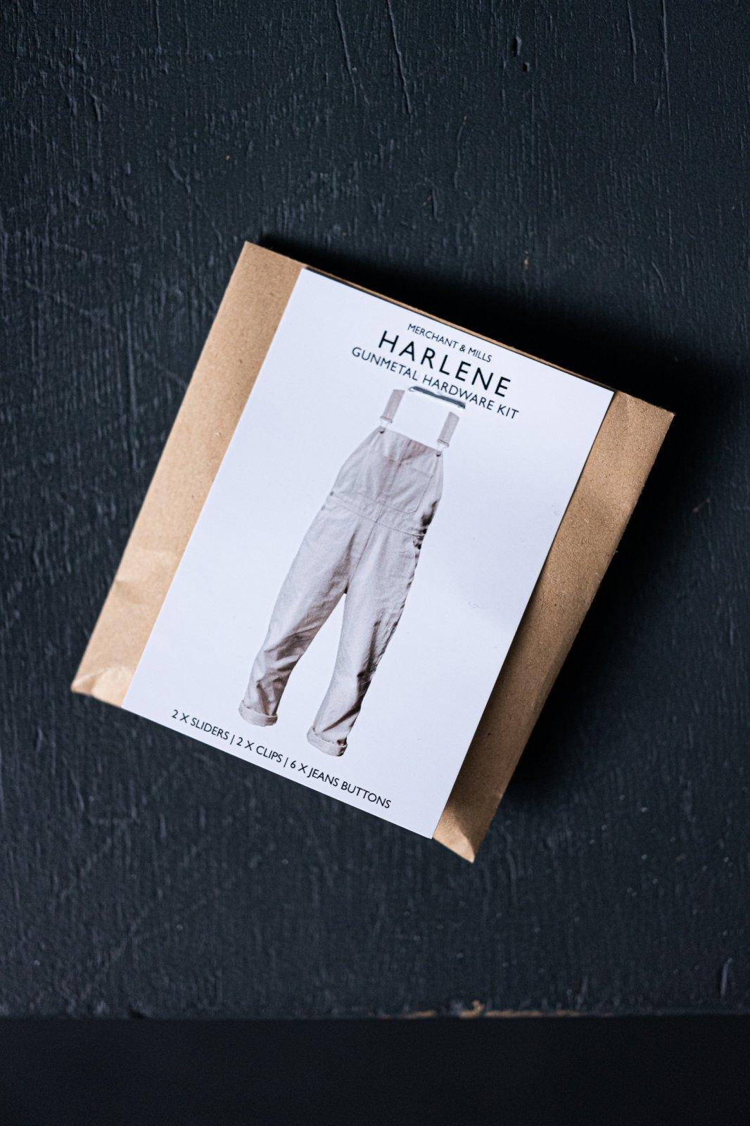 Harlene Hardware Kit - Merchant & Mills