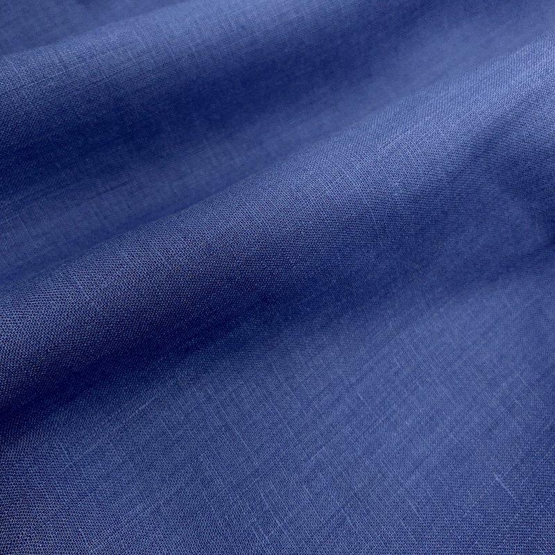 Cadet Blue - Linen/Cotton Woven