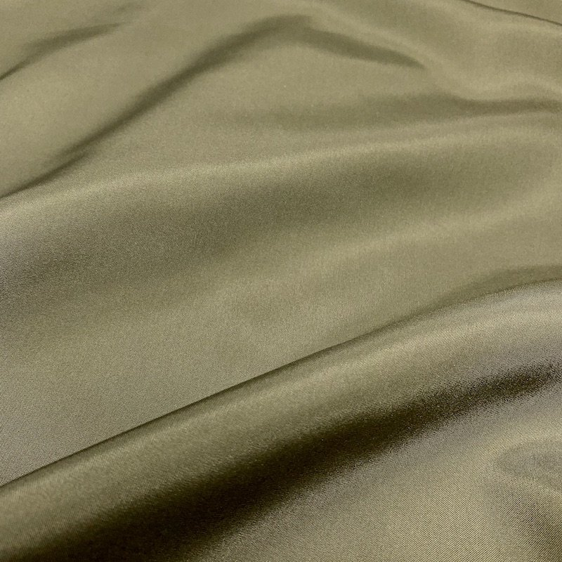 Olive - Lightweight Silk Solid