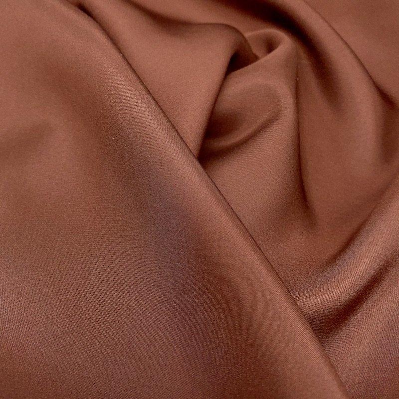 Raisin - Lightweight Silk Solid