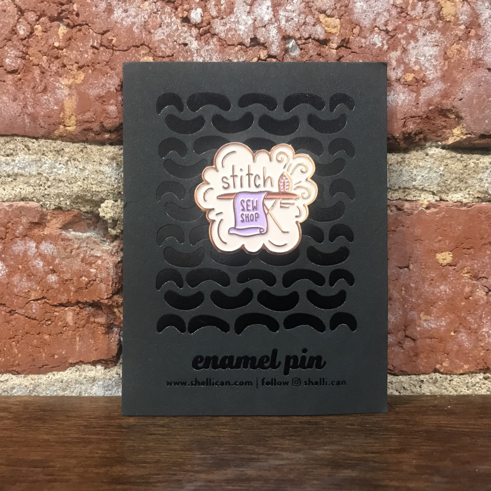 Makers' Mile Pin 2019